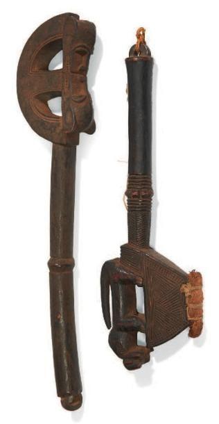 LOT composé de deux marteaux à musique en...
