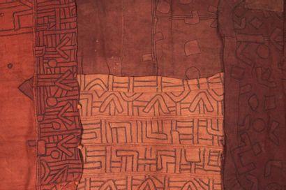 NTCHAK KUBA ZAÏRE. RDC. Quatre fragments...