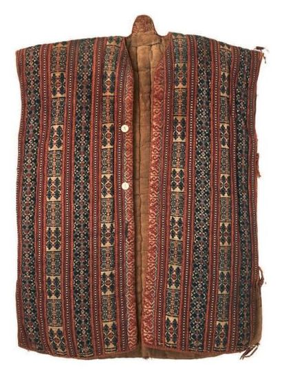 LOT Composé d'une ancienne armure en fibre...
