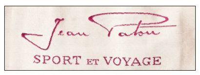 JEAN PATOU, automne-hiver 1933/34 TENUE POUR LES SPORTS D'HIVER en gabardine de laine...