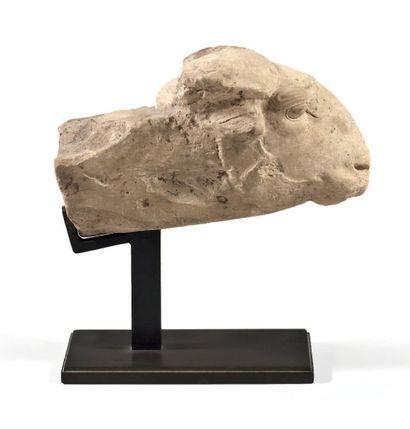 MODÈLE DE SCULPTEUR. Rare modèle de sculpteur...