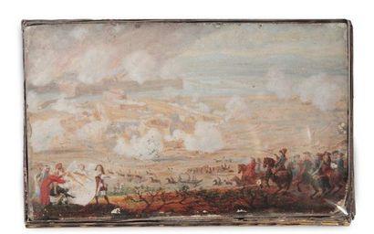 LOUIS-NICOLAS VAN BLARENBERGHE (LILLE 1716 - FONTAINEBLEAU 1794)