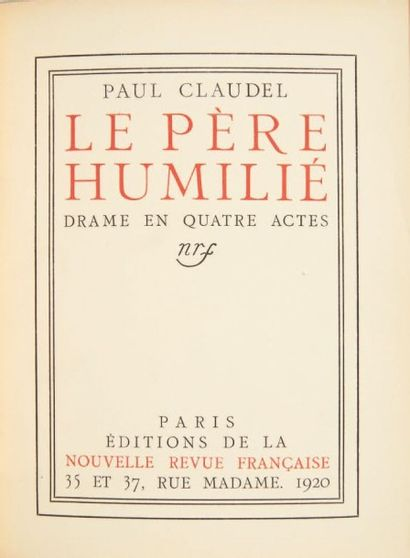 Claudel (Paul)