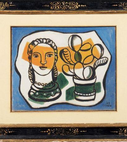 FERNAND LEGER (1881 - 1955)