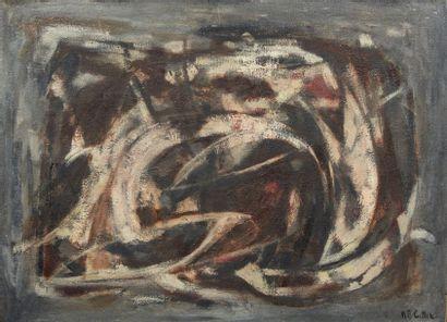 ROGER EDGARD GILLET (1924 - 2004)