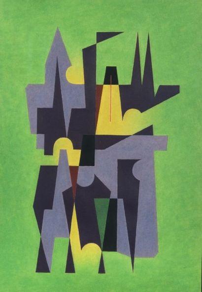 HENRI NOUVEAU (1901 - 1959)