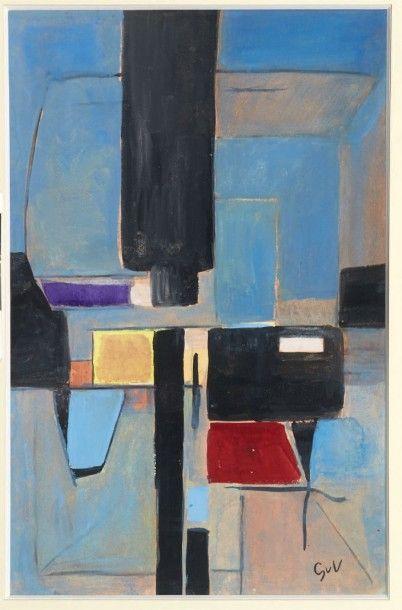GEER VAN VELDE (1898 - 1978)