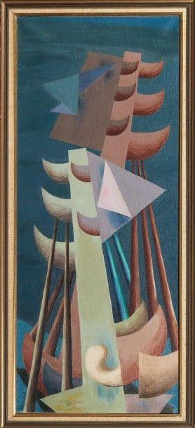 GEORGE PAPAZOFF (1894 - 1972)
