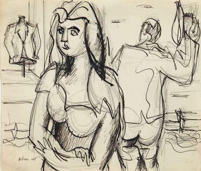 Jean HELION (1904 - 1987)