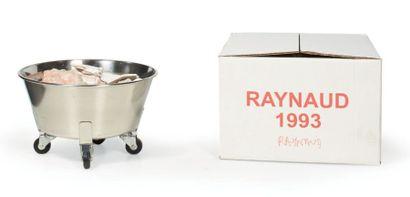 JEAN - PIERRE RAYNAUD (NÉ EN 1939)