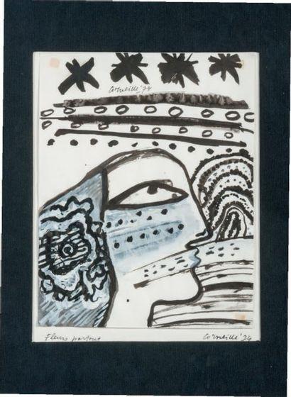GUILLAUME CORNELIS VAN BEVERLOO, DIT CORNEILLE (1922-2010)