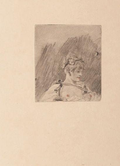 FÉLICIEN ROPS(1833-1898)