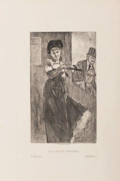 FÉLICIEN ROPS (1833- 1898)