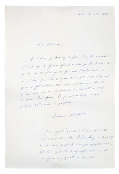 BARDÈCHE Maurice (1907-1998)