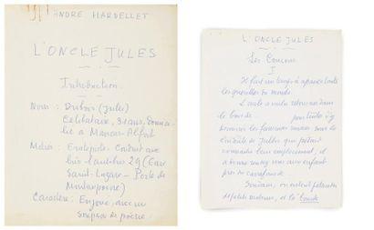 HARDELLET André (1911-1974)