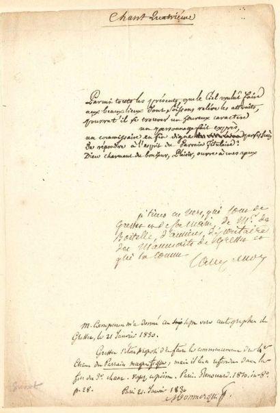 Jean-Baptiste-Louis GRESSET (1709-1777)