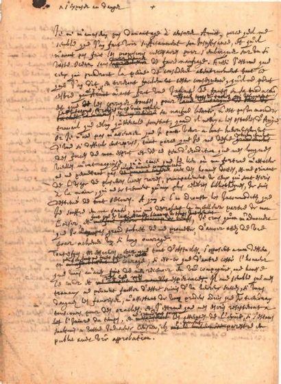 Claude-Gaspard BACHET, sieur de MÉZIRIAC (1581-1638) Poète, helléniste, mathématicien...