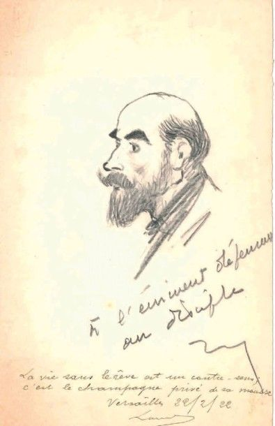 Henri Désiré LANDRU (1869-1922)