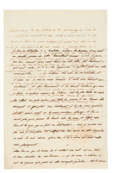 Prosper de BARANTE (1782-1866)