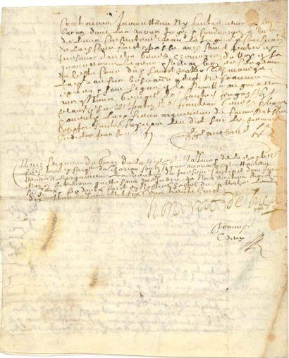 Honorat de Bueil, marquis de RACAN (1589-1670)