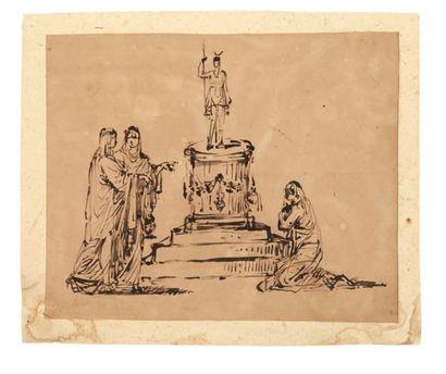 École vénitienne du début du XIXe siècle