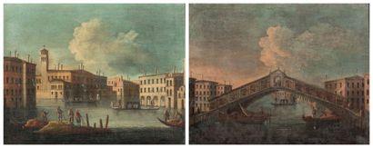École VÉNITIENNE du XVIIIe siècle