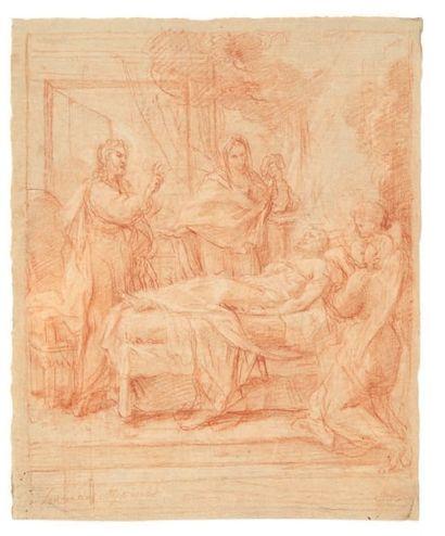 LORENZO MASUCCI (ROME, MORT EN 1785)