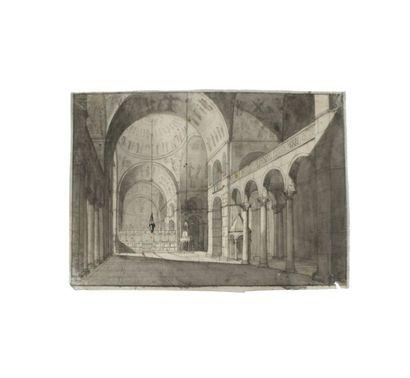 École italienne du milieu du XIXe siècle