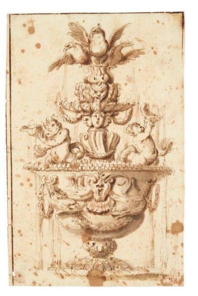 ATELIER DE FRANCESCO SALVIATI (ROME, SECONDE MOITIÉ DU XVIE SIÈCLE)
