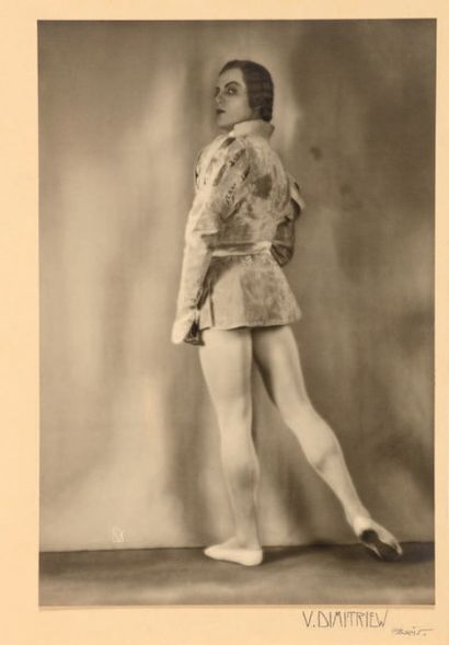 V. DIMITRIEW