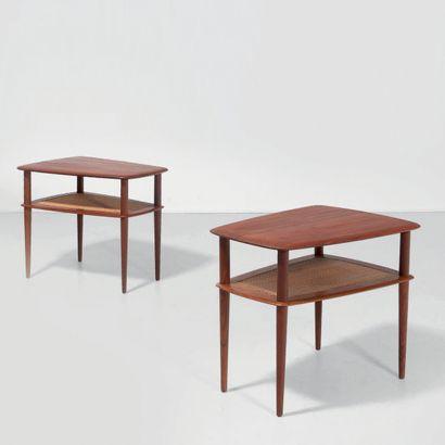 ORLA MØLGAARD-NIELSEN (1916-1986) & PETER HVIDT (1907-1993)<br/>Danemark