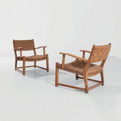 FRITS SCHLEGEL (1896-1965)<br/>Danemark