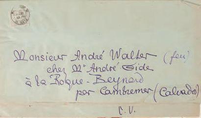 GIDE, André