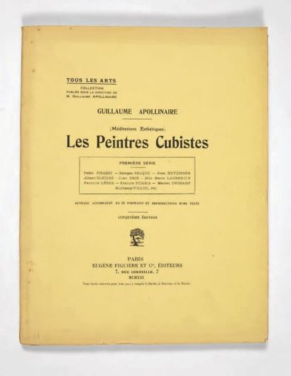 APOLLINAIRE, Guillaume
