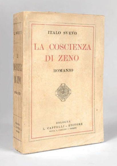 SVEVO, Italo Ettore Schmitz, dit