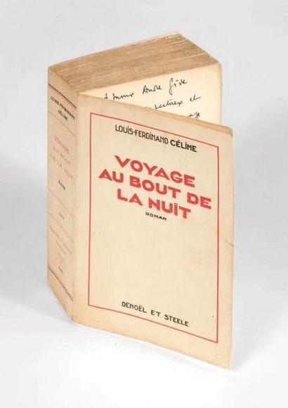 CÉLINE, Louis Destouches, dit Louis-Ferdinand