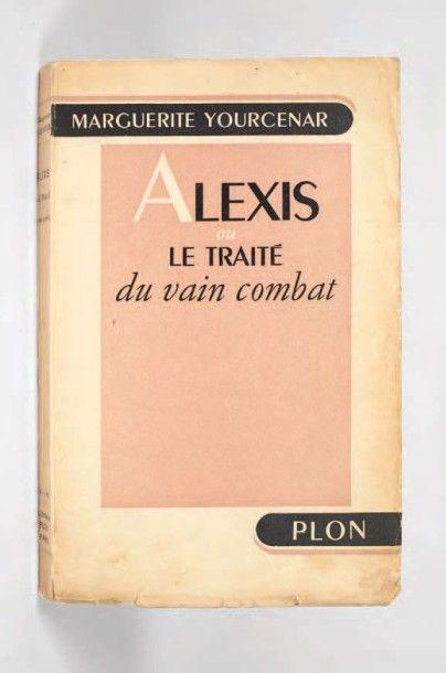 YOURCENAR, Marguerite Cleenewerck de Crayencour, dite