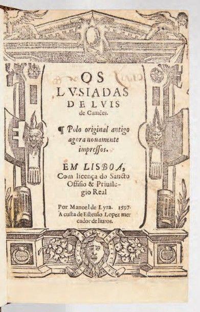 CAMÕES, Luis de