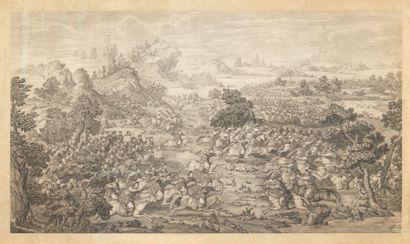JEAN-PHILIPPE LE BAS (1707-1783)