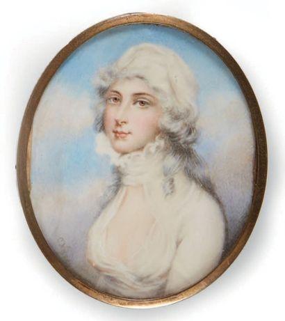 E.VASEY (ÉCOLE ANGLAISE VERS 1800)