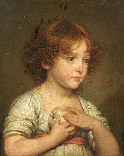 ATELIER DE JEAN-BAPTISTE GREUZE (1725-1875)