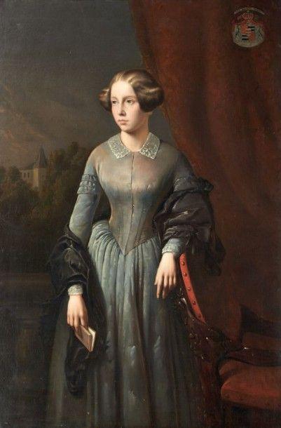AUGUSTE COOMANS (1855-1896)