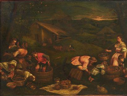 Attribué à FRANCESCO BASSANO (1549-1592)