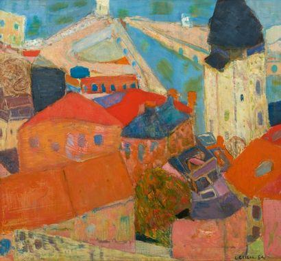 PIERRE LESIEUR (1928-2011)