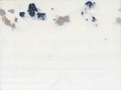 JUDITH REIGL (NÉE EN 1923) Sans titre, 1979 Peinture sur toile. Signée et datée au...