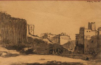 ALBERT LEBOURG (1829-1906)