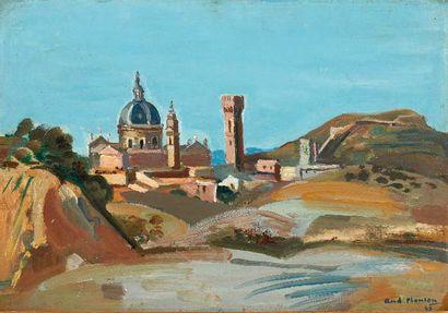 ANDRÉ PLANSON (1898-1981)