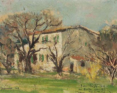 JACQUES THEVENET (1891-1989)