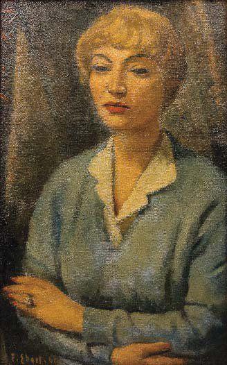 FRANÇOIS EBERL (1887-1962)