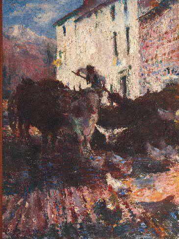 CLAUDE BOURGONNIER (1875-1921)